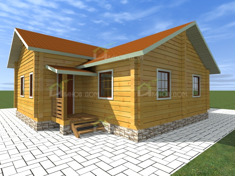 Строительство деревянных домов и бань под ключ в Санкт